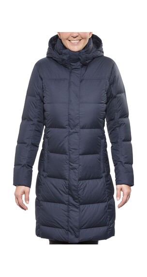 Patagonia Down With It Parka Women Navy Blue